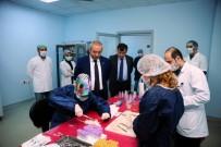 PEYAMİ BATTAL - YYÜ'de Deney Hayvanı Yetiştiriciliği