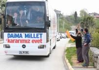 FARUK ÖZLÜ - AK Parti'den Evet Konvoyu