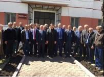 ŞEKER FABRİKASI - Aydemir Şeker Fabrikası Çalışanlarıyla Buluştu