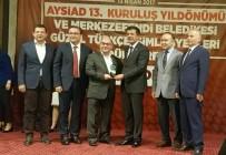 AHMET ALTIPARMAK - AYSİAD'dan Pamukkalehaber'e Hizmet Ödülü