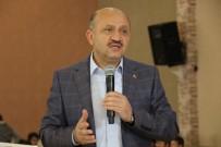 ÇİFT BAŞLILIK - Bakan Işık Açıklaması 'ABD Savunma Bakanıyla Suriye Ve Irak'taki Konuları Değerlendirdik'