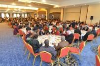 MUSTAFA ŞAHİN - Bakan Tüfenkci Yeşilyurt Belediye Personeli İle Buluştu