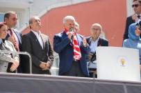 SEÇİLME HAKKI - Başbakan Yıldırım Açıklaması 'Biz Denize Dökmeyiz, Yanaklarından Öperiz'