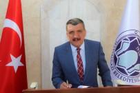SELAHATTIN GÜRKAN - Başkan Gürkan'ın Kutlu Doğum Haftası Kutlaması