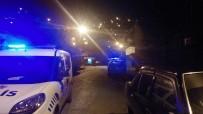 OLAY YERİ İNCELEME - Başkent'te Uyuşturucu Tacirlerinden Polise Silahlı Saldırı