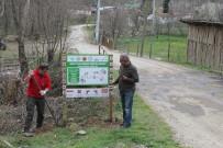 TAŞKESTI - Belediye Ekipleri Yeni Yürüyüş Yolları Keşfediyor