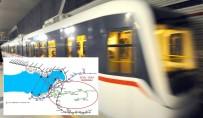ŞIRINYER - Büyükşehir'in Raylı Sistem Atağı Hız Kazandı