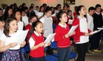 AHMET TANER KıŞLALı - Çankaya Belediyesi '1000 Çocuk Korosu' 23 Nisan'ı Bekliyor