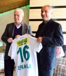 ALİ AY - Efkan Ala'dan Bursaspor'a Ziyaret