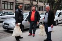 ODUNPAZARI - Eskişehir'de Oy Torbaları Sandık Başkanlarına Teslim Edilmeye Başlandı