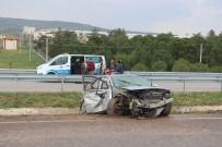 Kilis'te Trafik Kazası Açıklaması 1 Ölü, 4 Yaralı