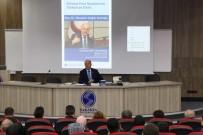 HUKUK FAKÜLTESI - 'Küresel Para Savaşlarının Türkiye'ye Etkisi' Konferansı SAÜ'de Düzenlendi