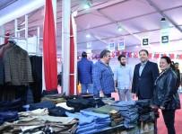 ORGANİK PAZAR - Maltepe'de Ünlü Markalara Ait Ürünler Uygun Fiyata Alıcılarını Bekliyor