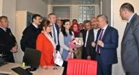 KADINA KARŞI ŞİDDET - Milletvekili Ceritoğlu Sosyal Hizmetler Merkezini Ziyaret Etti