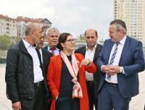 Milletvekili Ceritoğlu Sungurlu Şehir Stadını İnceledi