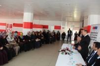 VAHDETTIN - Milletvekili Deligöz'den Son Sürat Referandum Çalışmaları