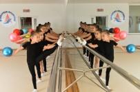 HAŞIM İŞCAN KÜLTÜR MERKEZI - Muratpaşa'dan Bir İlk Açıklaması Antalya Çocuk Ve Genç Bale Festivali