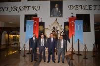 ŞEHİR MÜZESİ - Müsteşar Fatih Dönmez'den Bilecik Şehir Müzesi'ne Ziyaret