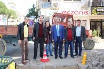 KALDIRIMLAR - Nazilli'de Ana Yollar Engelliler İçin Yenileniyor