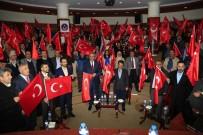 ŞEHİT YAKINI - Nevşehir Vatan Şehitleri Ve Gazileri Derneği 3.Genel Kurulunu Yaptı