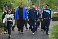 KÜLTÜR FIZIK - Osmangazililer Güne Sporla Başlıyor