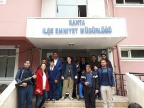 EĞITIM İŞ - Özel Öğrenciler Polis Amcalarını Unutmadı