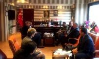 MURAT ZADELEROĞLU - Referandum Güvenlik Toplantısı Yapıldı