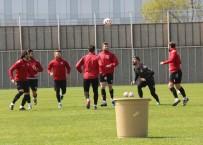 MANISASPOR - Samsunspor, Bayern Münih Gibi Çalıştı