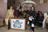 AHMET YESEVI - Sema Çiftçi Kadınlarla Bir Araya Geldi