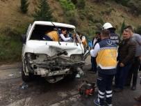 MUSTAFA KEMAL ÜNIVERSITESI - Seyir Halindeyken Kalbi Duran Sürücüyü 112 Ekipleri Kurtardı