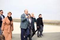 Sis Nedeniyle Trabzon'a İnemeyen İçişleri Bakanı Soylu'nun Uçağı Giresun-Ordu Havalimanı'na İniş Yaptı