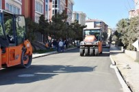 TANDOĞAN - Süleymanpaşa Belediyesinin Yol Çalışmaları
