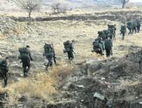 ŞEHİT ASKER - Yüksekova'daki operasyonda şehit ve yaralılar var