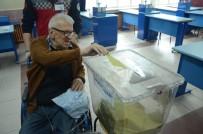 ENGELLİ VATANDAŞ - 73 Engelli Vatandaş Bu Proje Sayesinde Oy Kullandı