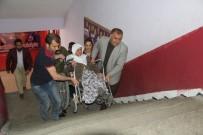 OKSIJEN - 90 Yaşındaki Görme Engelli Oyunu Kullandı