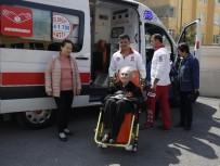 YAŞLI KADIN - 90 Yaşındaki Suzan Hanımdan Herkese Örnek Hareket