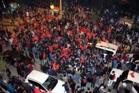 AHMET AYDIN - Adıyaman'da Seçim Sonrası Coşkulu Kutlama