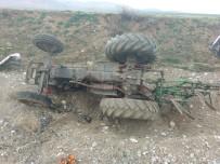 SARIYER - Afyonkarahisar'da Trafik Kazası Açıklaması 1 Ölü