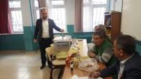 AK Parti Bilecik İl Başkanı Fikret Karabıyık Oyunu Kullandı