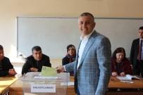 TÜRK TELEKOM - AK Parti Konya İl Başkanı Arat, Oyunu Kullandı