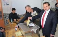 AHMET ÖZDEMIR - AK Parti Konya Milletvekilleri Halk Oylamasında Oylarını Kullandı
