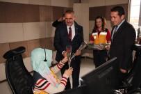 İPEKYOLU - AK Parti'li Kayatürk'ten Sağlık Personeline Ziyaret