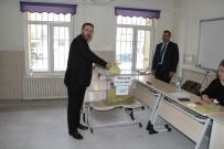 MURAT GÖKTÜRK - AK Parti Nevşehir Milletvekilleri Oylarını Kullandı
