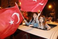 AK Partililerden Zafer Kutlaması