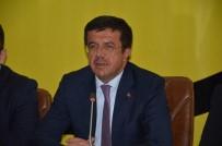 ENFLASYON - Bakan Zeybekci'den Referandum Değerlendirmesi