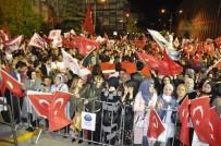 SÜLEYMAN DEMİREL - Balıkesir'de 'Evet' Coşkusu