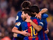 ATLETICO MADRID - Barcelona zirve takibini sürdürdü