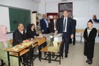 NECİP FAZIL KISAKÜREK - Başkan Ali Çetinbaş Oyunu Kullandı