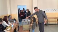 HALIL ELDEMIR - Bilecik'te Referanduma Katılım Yüksek