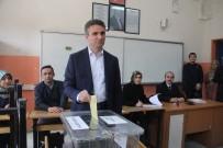 OLGUNLUK - Bolu Valisi Aydın Baruş, 'Huzurlu Bir Seçim Geçiriyoruz'